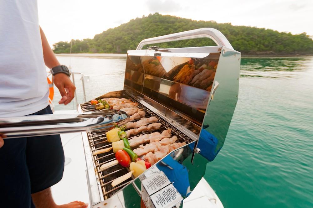 Louer Catamaran avec ou sans skipper  à Kontokali