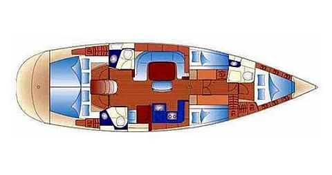 Location bateau Bavaria Bavaria 49 à Palma de Majorque sur Samboat