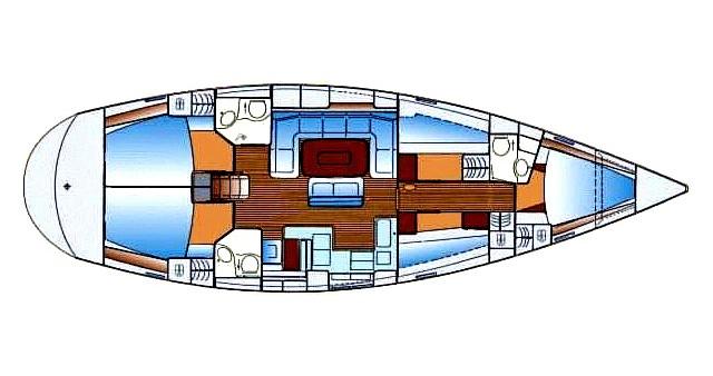 Louez un Bavaria Bavaria 50 Cruiser à Palma de Majorque