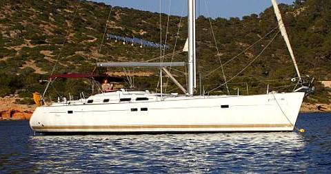 Louez un Bénéteau Oceanis 473 à Palma de Majorque