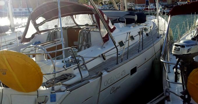 Location yacht à Palma de Majorque - Bénéteau Oceanis 473 sur SamBoat