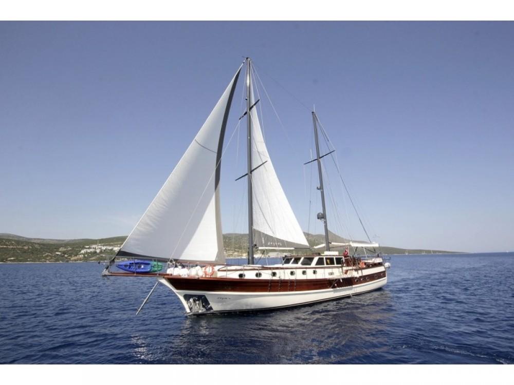 Louer Voilier avec ou sans skipper  à Bodrum