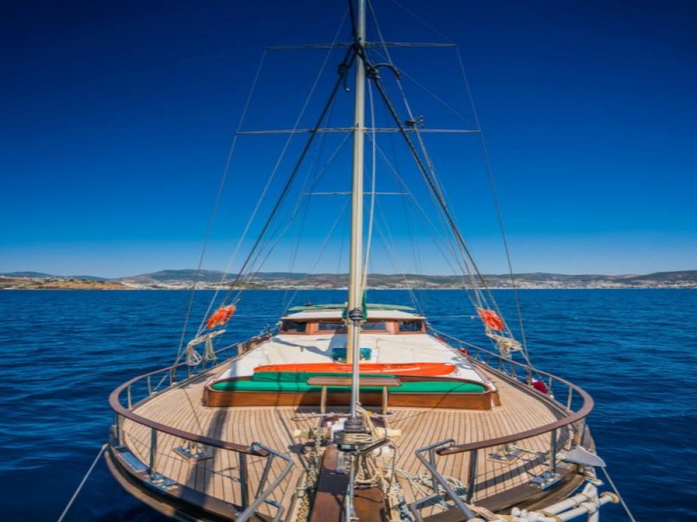 Location bateau  Gulet Golden Princess à Bodrum sur Samboat