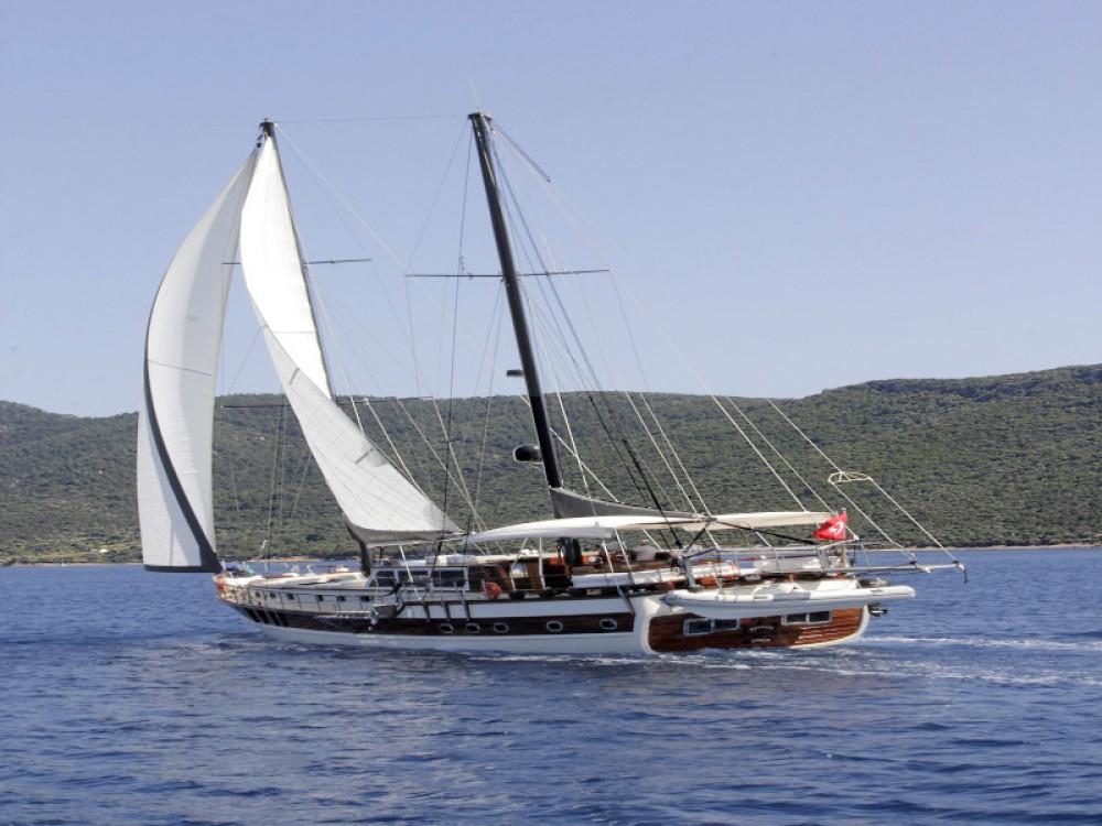 Location yacht à Bodrum -  Gulet Zeynos sur SamBoat