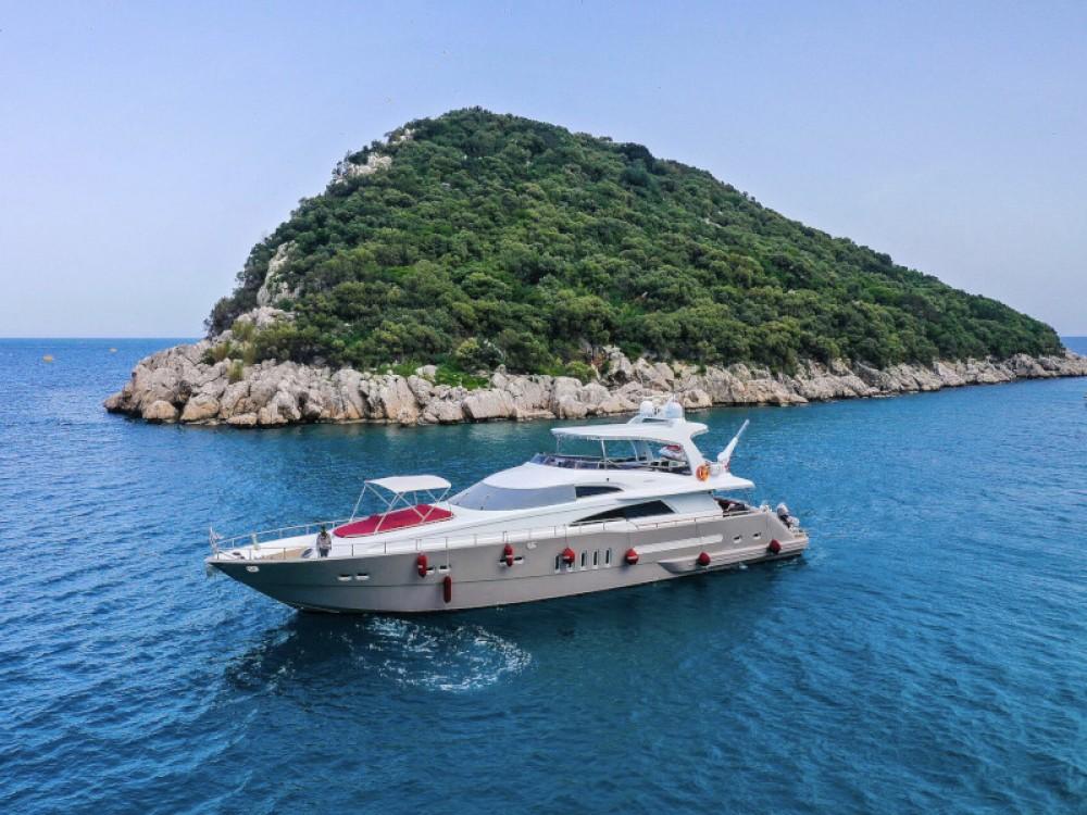 Louer Yacht avec ou sans skipper  à Muğla