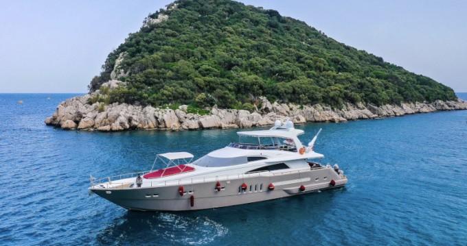 Location bateau Göcek pas cher 28M Bilgin Motoryacht