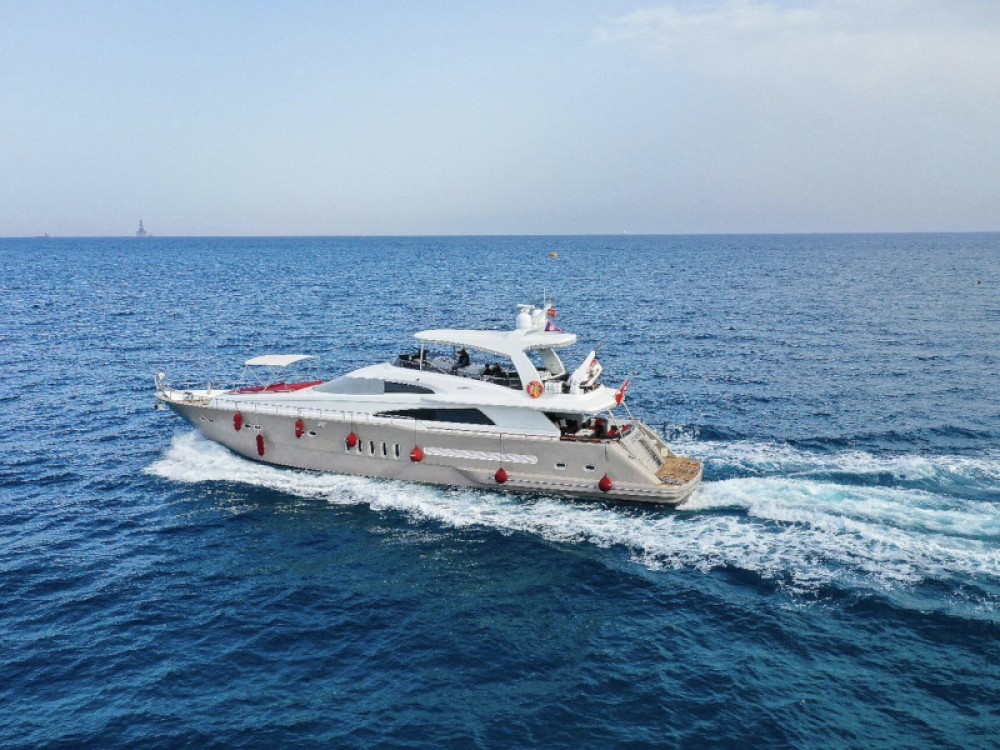 Location Yacht à Muğla -  Motoryacht Erdogan