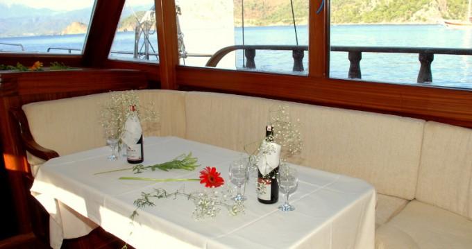 Location bateau  Gulet Be Happy à Bodrum sur Samboat