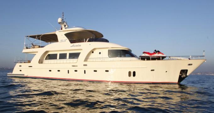 Yacht à louer à Bodrum au meilleur prix