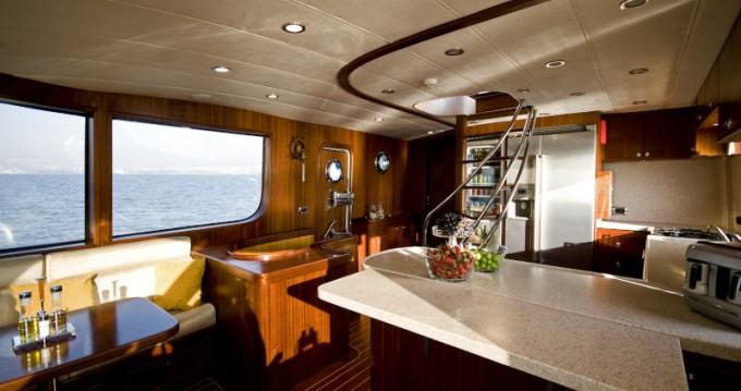 Louez un  Motoryacht Azmim à Bodrum