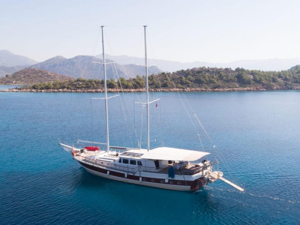 Location bateau  Gulet Koray Ege à Marmaris sur Samboat