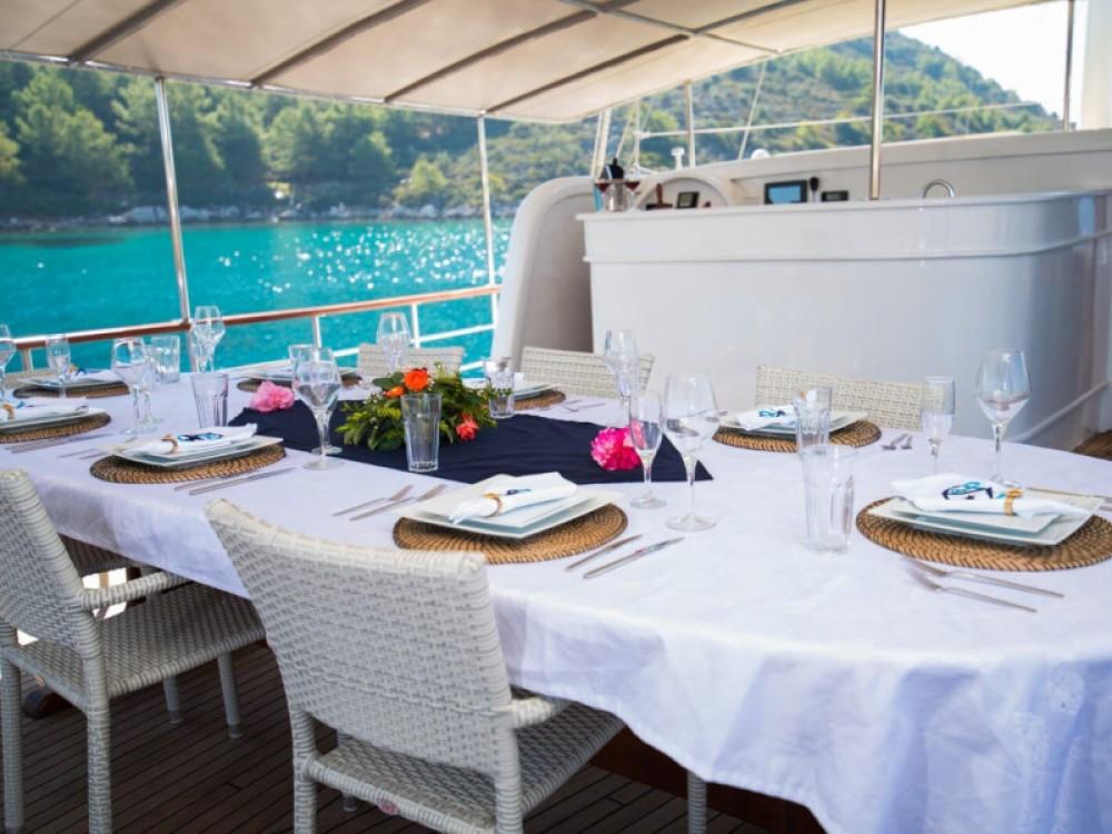 Location yacht à Marmaris -  Gulet Koray Ege sur SamBoat