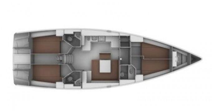 Location yacht à Sukošan - Bavaria BAVARIA C 45 BT sur SamBoat