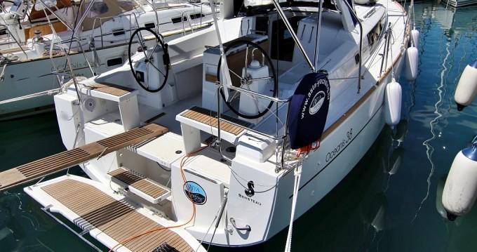 Location bateau Sukošan pas cher Oceanis 38.1