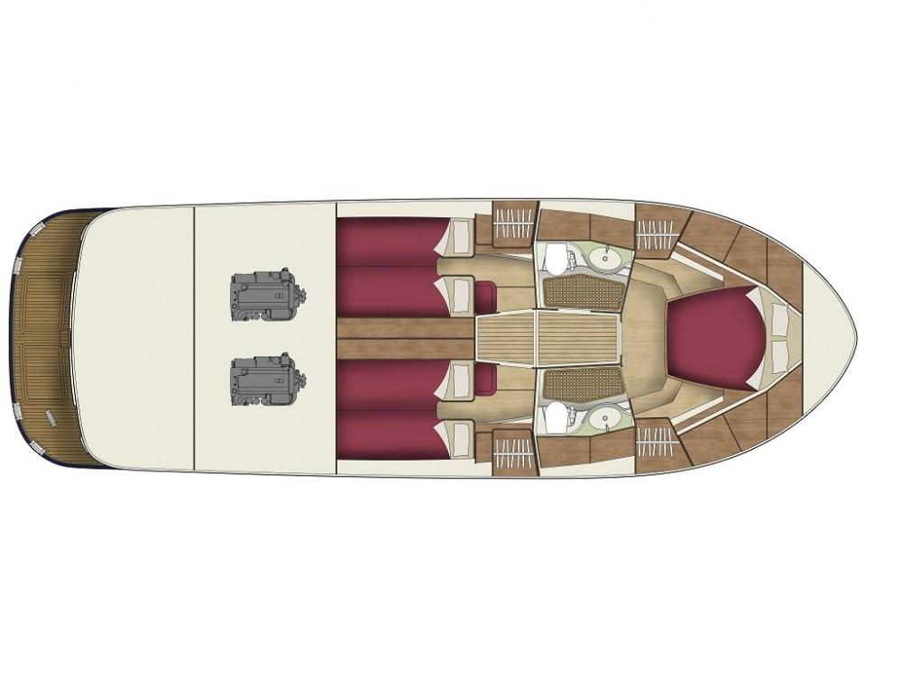Location bateau Sukošan pas cher ADRIANA 44 BT (18)