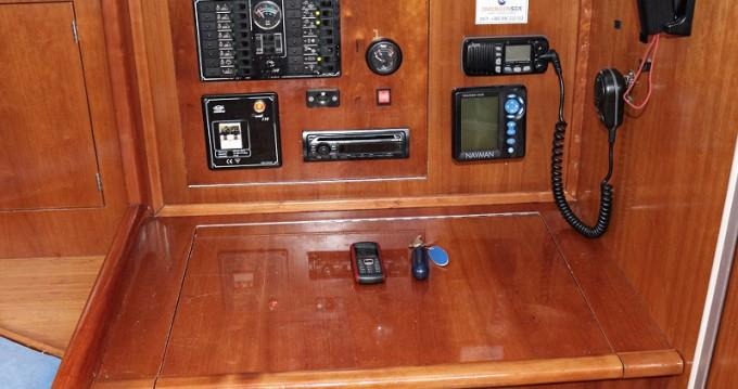 Location bateau Sas Vektor Vektor 36 à Sukošan sur Samboat