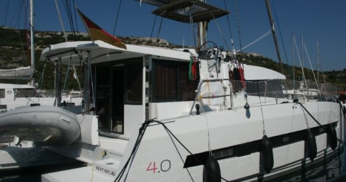Catamaran à louer à Skradin au meilleur prix