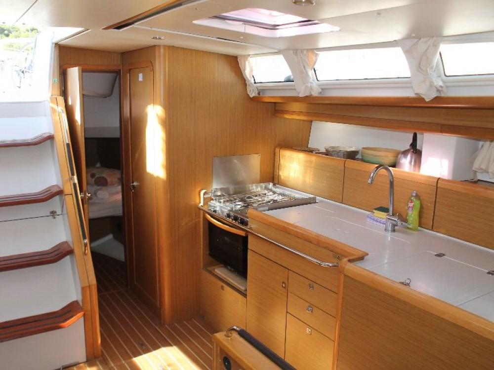 Location yacht à Skradin - Jeanneau Sun Odyssey 49i sur SamBoat