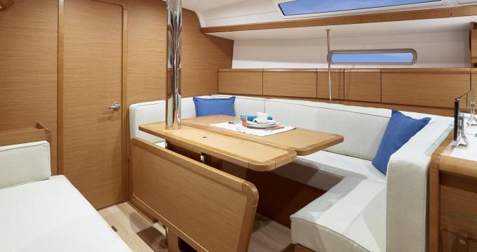 Location yacht à Trogir - Jeanneau Sun Odyssey 389 sur SamBoat