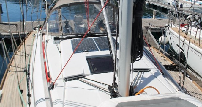 Jeanneau Sun Odyssey 379 entre particuliers et professionnel à Trogir