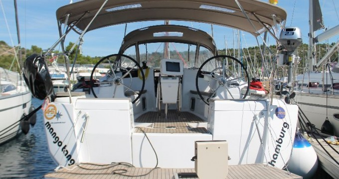 Location yacht à Trogir - Jeanneau Sun Odyssey 419 sur SamBoat