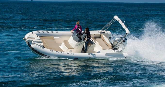Location bateau Pag pas cher BWA 26 Sport GT