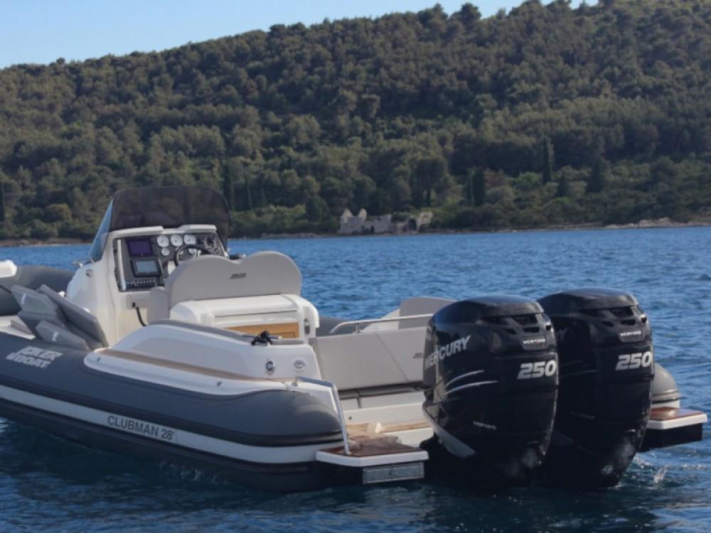 Location yacht à Sukošan -  CLUBMAN 28 + Mercury 500  sur SamBoat