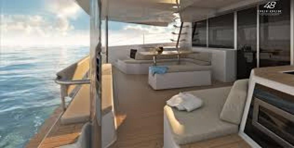 Catamaran à louer à Rogoznica au meilleur prix
