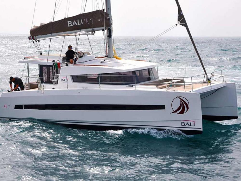 Louer Catamaran avec ou sans skipper Bali à Rogoznica