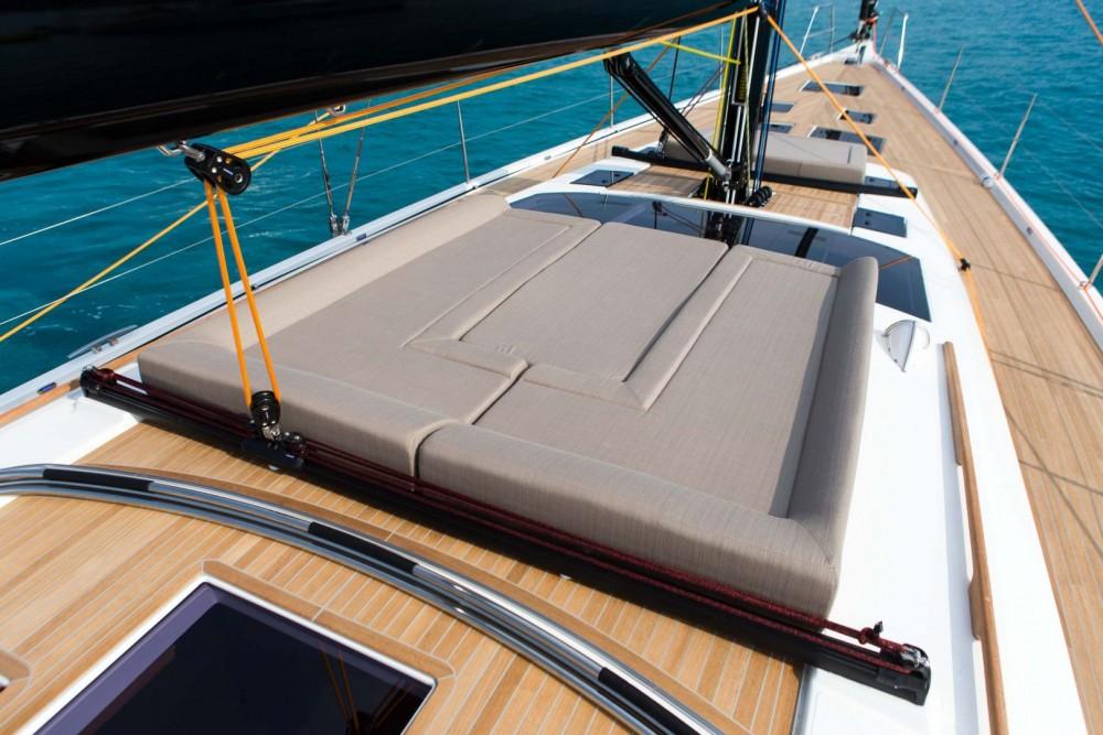 Location yacht à Rogoznica - Dufour Dufour 56 Exclusive sur SamBoat