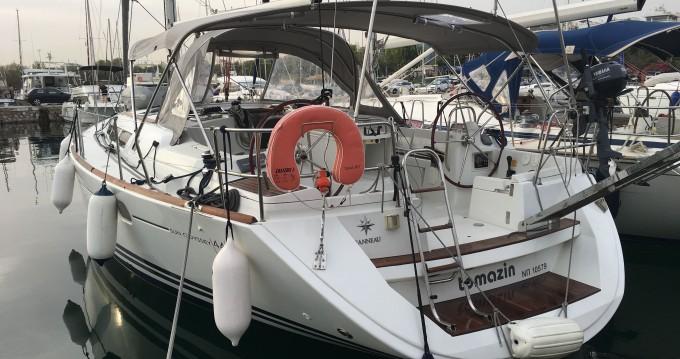 Location bateau Athènes pas cher Jeanneau - Sun Odyssey 44