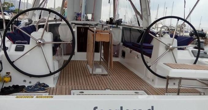 Location yacht à Athènes - Bénéteau Beneteau - Oceanis 41.1 sur SamBoat