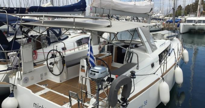 Location yacht à Athènes - Bénéteau Oceanis 38 sur SamBoat