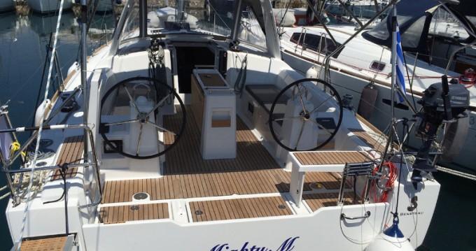 Location bateau Bénéteau Oceanis 38 à Athènes sur Samboat