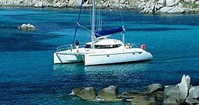 Louer Catamaran avec ou sans skipper Fountaine Pajot à Nettuno