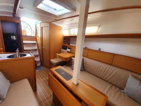 Location yacht à Ko Chang - Jeanneau Sun Odyssey 33i sur SamBoat