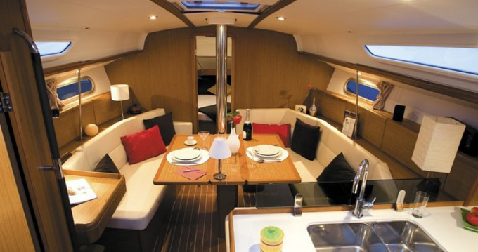 Location yacht à Baška Voda - Jeanneau Sun Odyssey 39i sur SamBoat