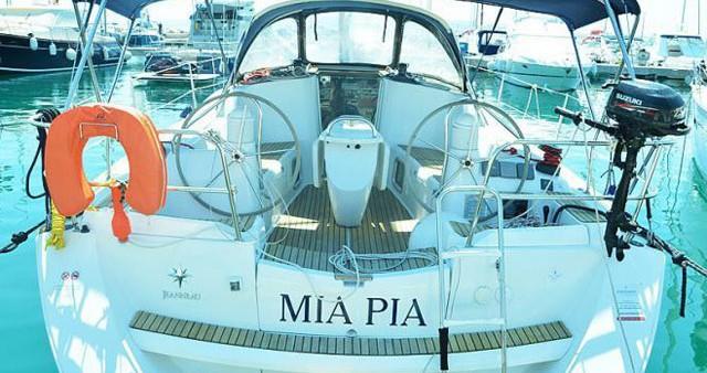 Location bateau Baška Voda pas cher Sun Odyssey 39i