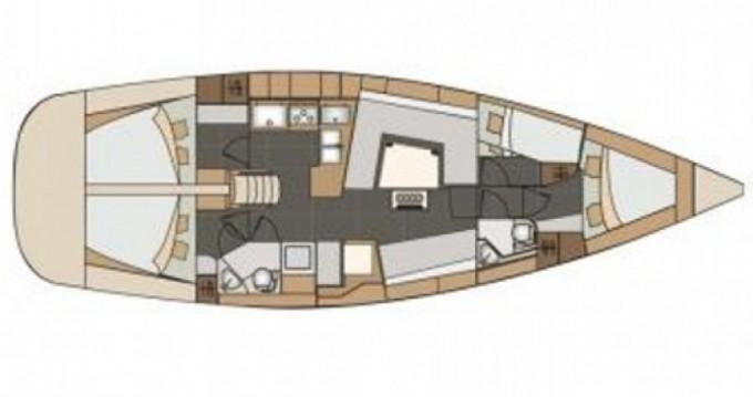 Location bateau Baška Voda pas cher Impression 45