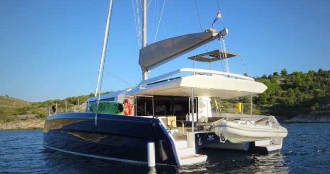 Location bateau Dubrovnik pas cher Dufour 48 Catamaran