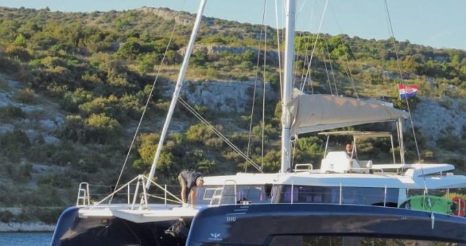 Location yacht à Dubrovnik - Dufour Dufour 48 Catamaran sur SamBoat