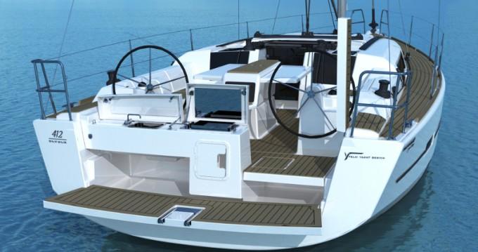 Location yacht à Primošten - Dufour Dufour 412 Grand Large sur SamBoat