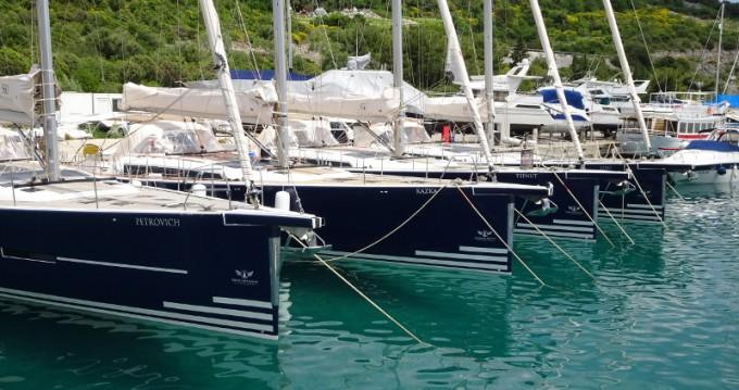 Location Voilier à Dubrovnik - Dufour Dufour 56 Exclusive