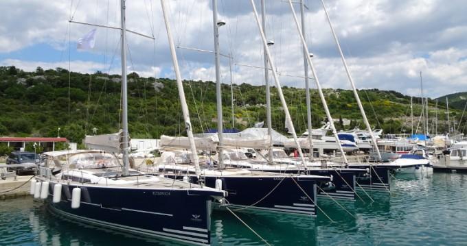 Louez un Dufour Dufour 56 Exclusive à Dubrovnik