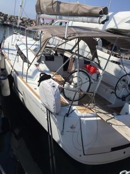 Location yacht à Salivoli - Jeanneau Sun Odyssey 449 sur SamBoat