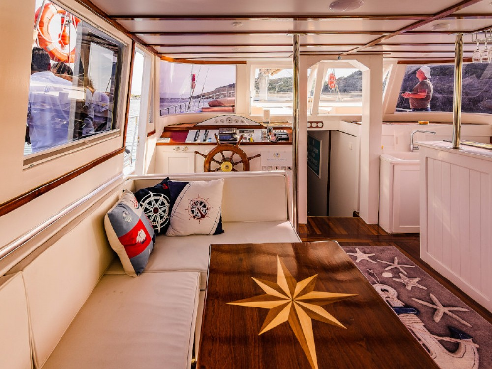 Location yacht à Bodrum -  Gulet Tranquility sur SamBoat