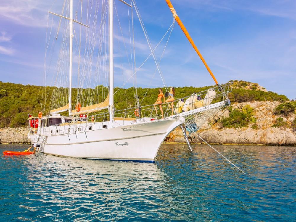 Location bateau Bodrum pas cher Gulet Tranquility