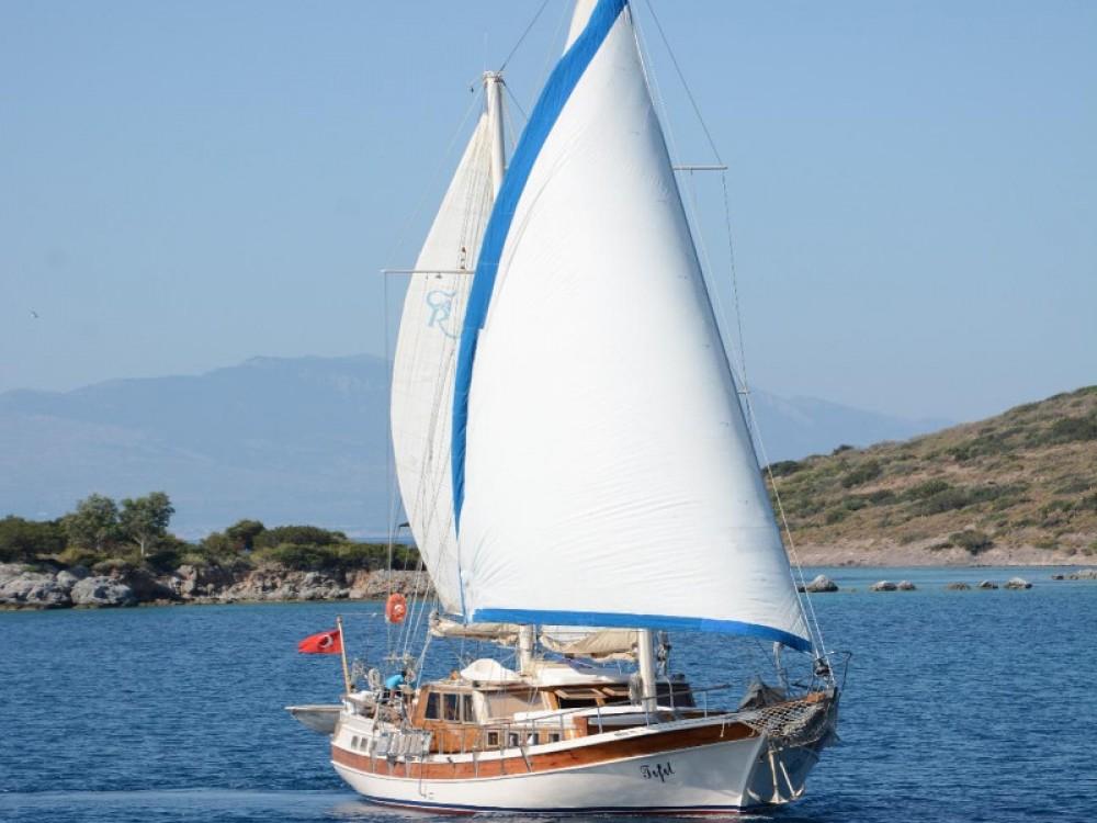 Location bateau Bodrum pas cher Gulet Tifil