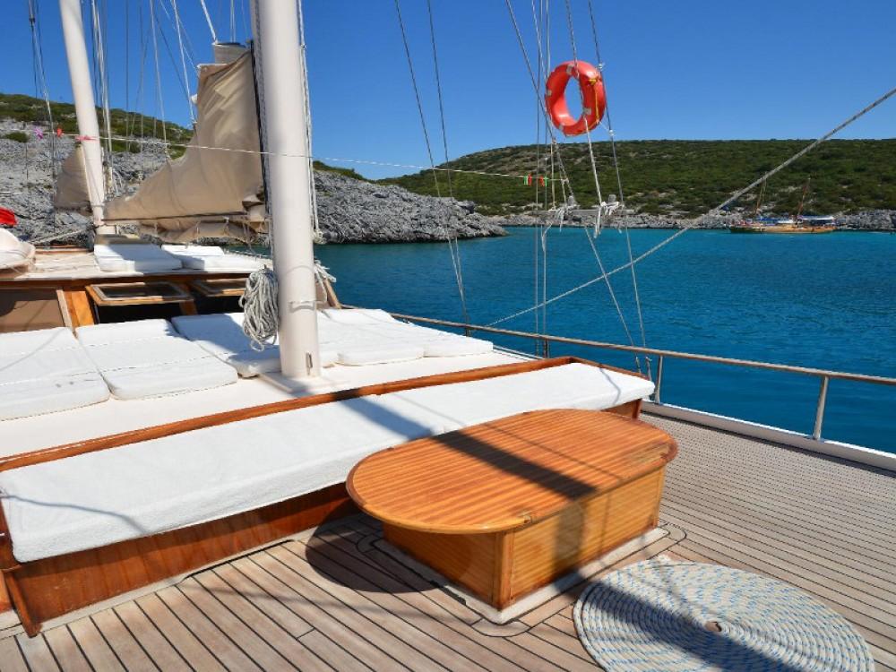 Location yacht à Bodrum -  Gulet Tifil sur SamBoat