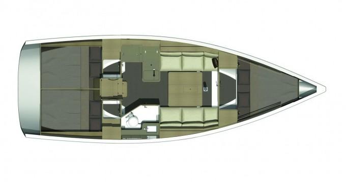 Location bateau Dubrovnik pas cher Dufour 350 Grand Large